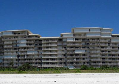 Beach View of Somerset Condominium